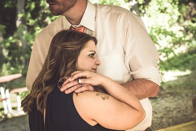 Melissa and Bryan