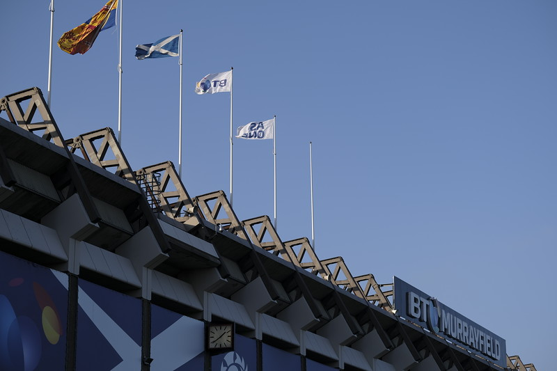 Scotland v South Africa – 2018 Autumn Tests