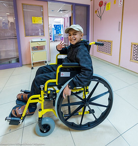 Jerusalem & Bethlehem Wheelchair Deliveries