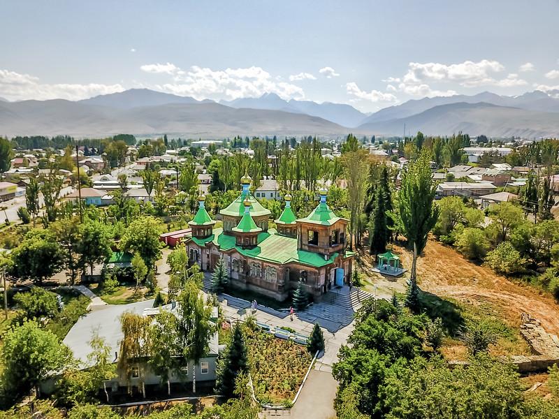 Hiking in Kyrgyzstan Karakol