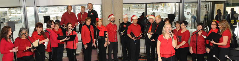 2013-12-03 concert Noël chorale SAAQ