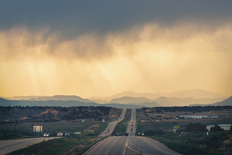 Cañon City Storm
