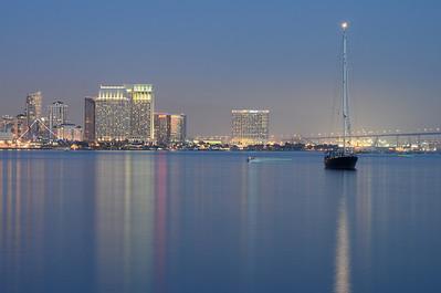 San Diego Skyline - Scouting Trip - 3/15/11
