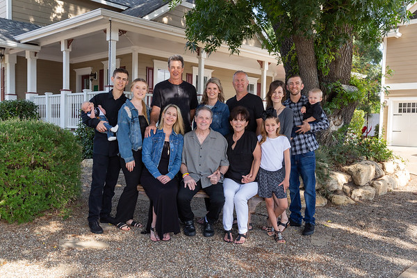 Tracey's Family