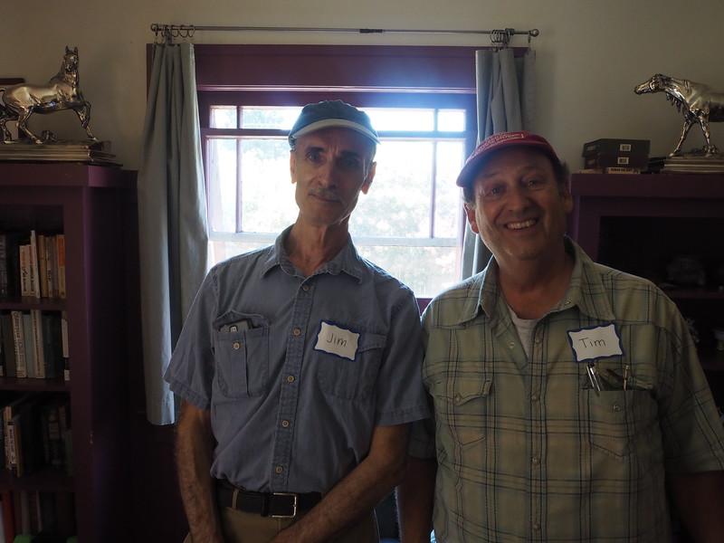 Jim Lardner, Tim Hunter