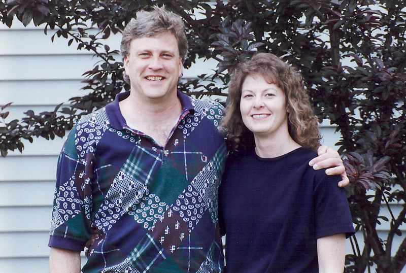 Terry and Susie Lendy