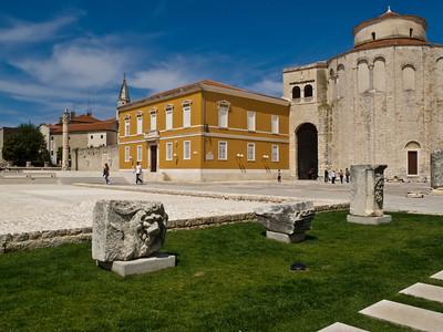 Mediterranean #23 - Zadar Croatia 1 Old Town