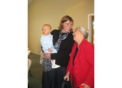 Bubba and GranGran 2010