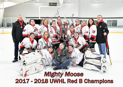 Red B Championship - Mighty Moose vs American Honor
