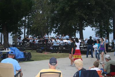 2010-10-24-Concert in the Park - Baldwin Pops