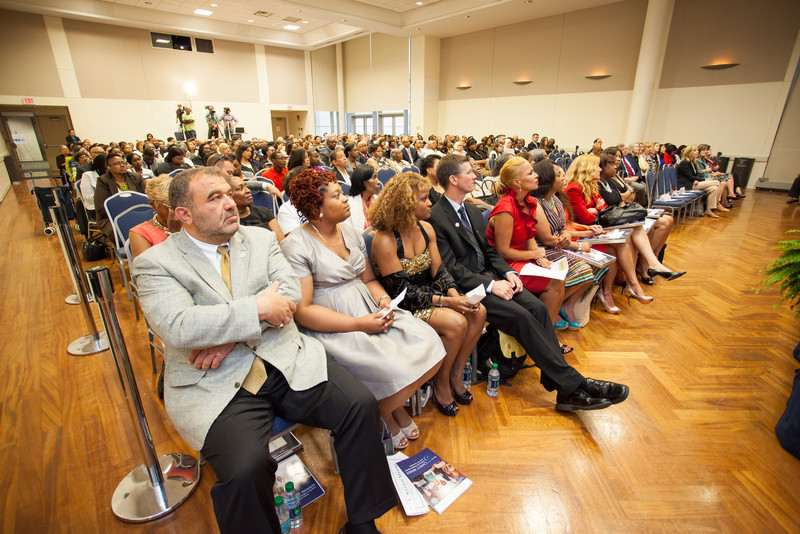 Image from the June 4th Cafritz Awards ceremony