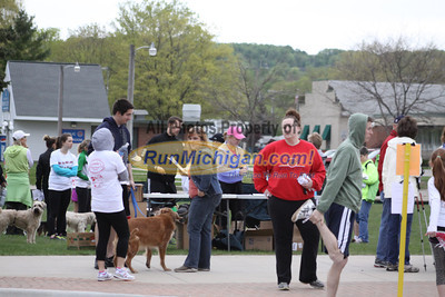 Start - 2013 Charlevoix Area Humane Society 5K