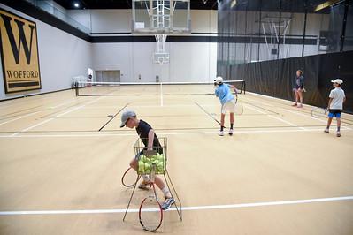 Tennis Camp @BenJo
