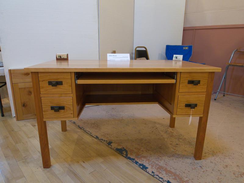 Desk by John Ricca