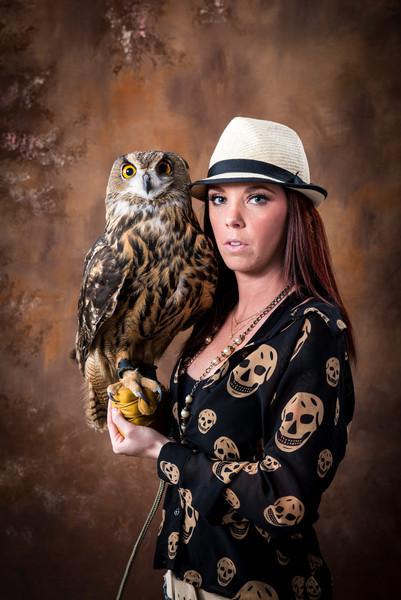 Owl and Falcon Promo