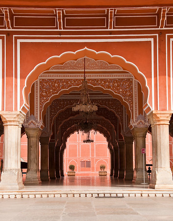 Jaipur - Palace on Wheels