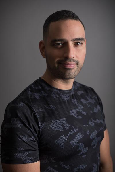 Joel Garcia Head Shots November 2019