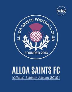 alloa saints fc 2019