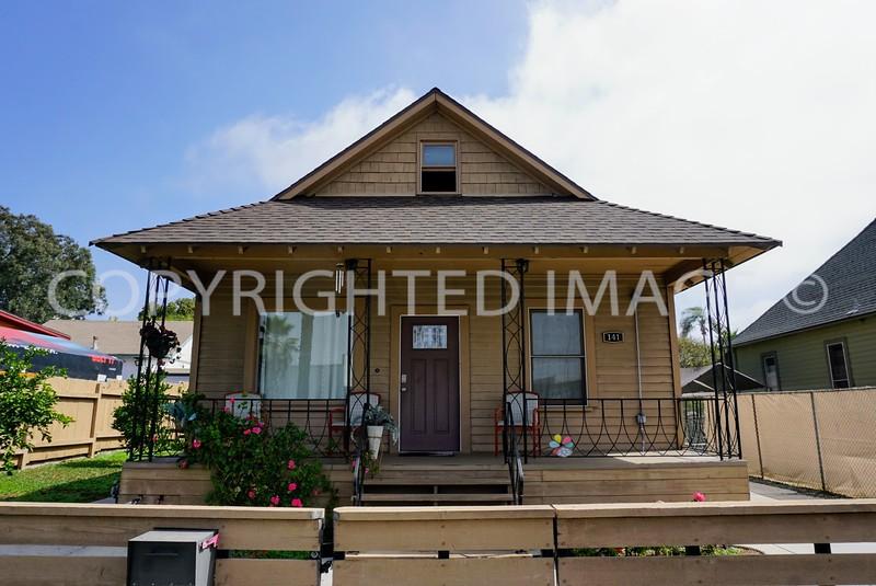 141 19th Street, Sherman Heights San Diego, CA - 1904 Craftsman