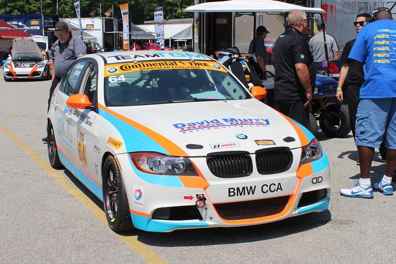 ST Team TGM BMW 328i