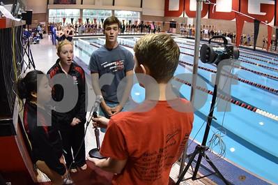 Gary Winkler Swimming Invitational 9/17/16