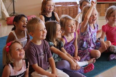 Cameron Park Montessori Spring 2012