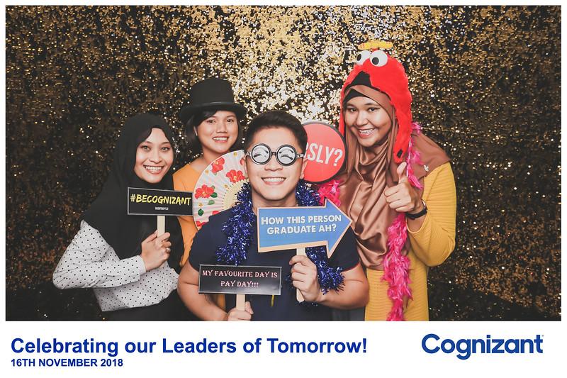 Cognizant Graduation Ceremony 2018   © www.SRSLYPhotobooth.sg