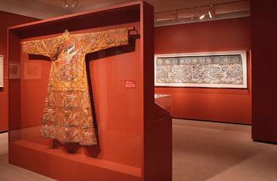 Weaving China's Past: The Amy S. Claque Collection of Chinese Textiles