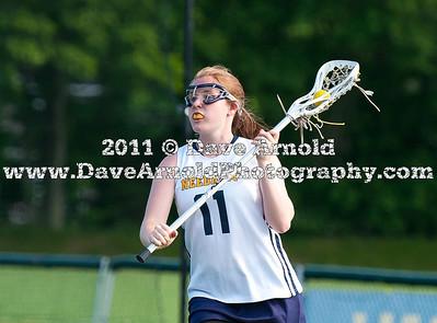 5/31/2011 - MIAA D1 South Playoffs - Girls Varsity Lacrosse - Dartmouth vs Needham
