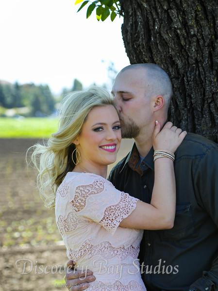 Ashley& Rick Engagement Shoot 3-26-16