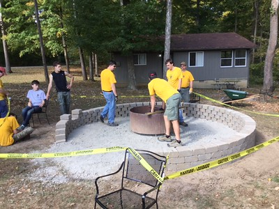 2016-10-12 Collin R_eagle-scout-project