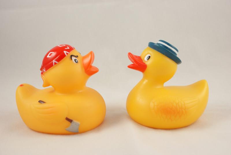 Bad duck / good duck