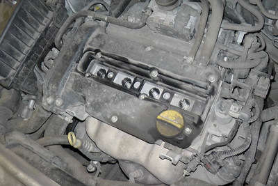 2010-08-25, Spark plug replacing, Opel Astra 1.4