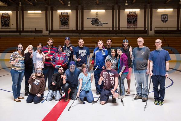 Men's Hockey MILES Group Photo
