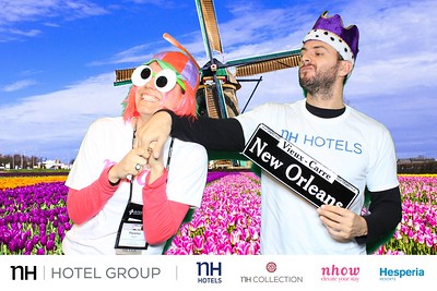 NH Hotels at AMEX inter[action] 2016 @ N.O. Convention Center