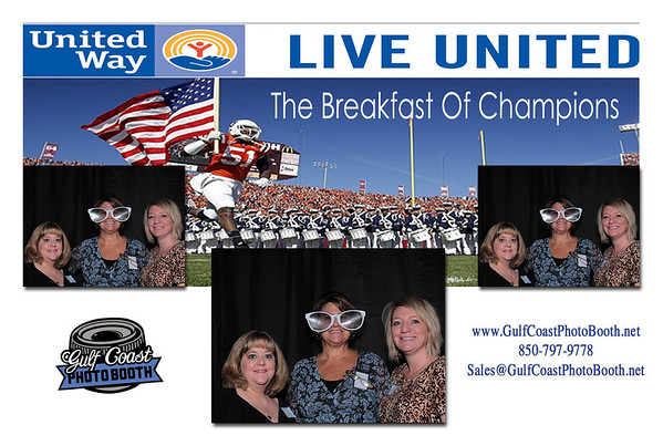 United Way Breakfast of Champions