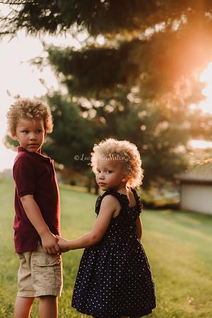 Elias and Diana