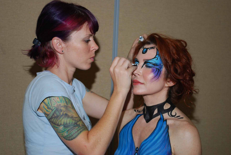 Face and Body Art International Convention 2009_0508.jpg