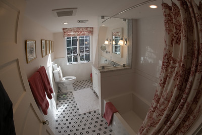 2nd floor second bathroom