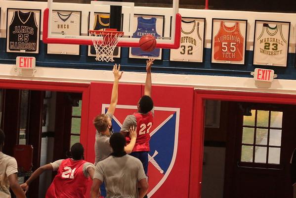 Prep Basketball Practice - Nov 10