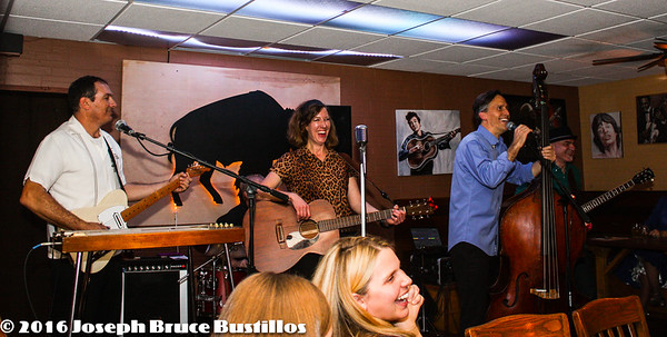 2016-01 Oak Hill Drifters at Smiling Bison