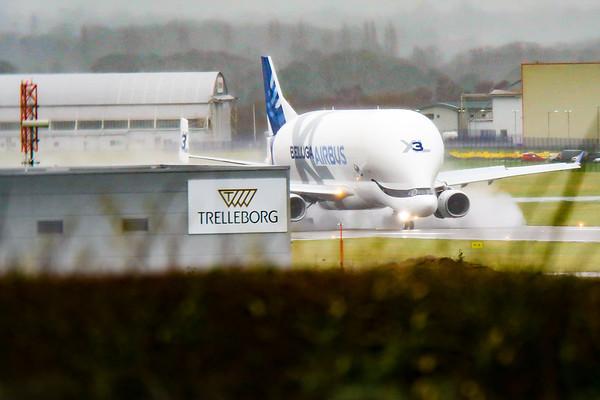 Airbus Beluga Hawarden/Chester