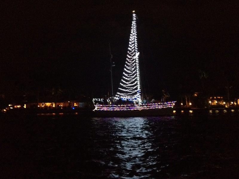 Boat parade 2013