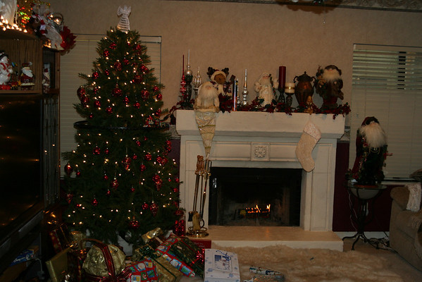 Begley-Morgan Christmas-12-2006