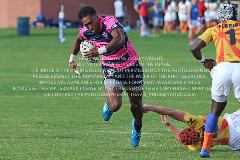 USA Rugby Falcons 2016 Las Vegas Invitational