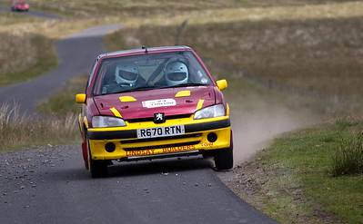 S.M.C. Members at the Tyneside Stages Rally (1st of August 2010)
