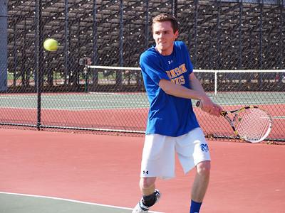 Boys Tennis - 3/31/14
