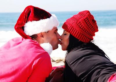 Kirby & Jenn Christmas Shoot