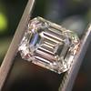 1.83ct Vintage Emerald Cut Diamond GIA F VVS2 28