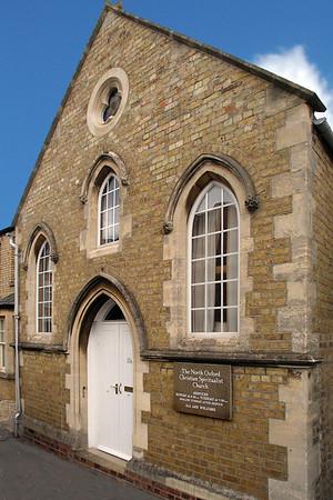 Christian Spiritualist Church, 11a Middle Way, Summertown, Oxford, OX2 7LH